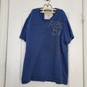 AE Blue Logo Men's T-Shirt